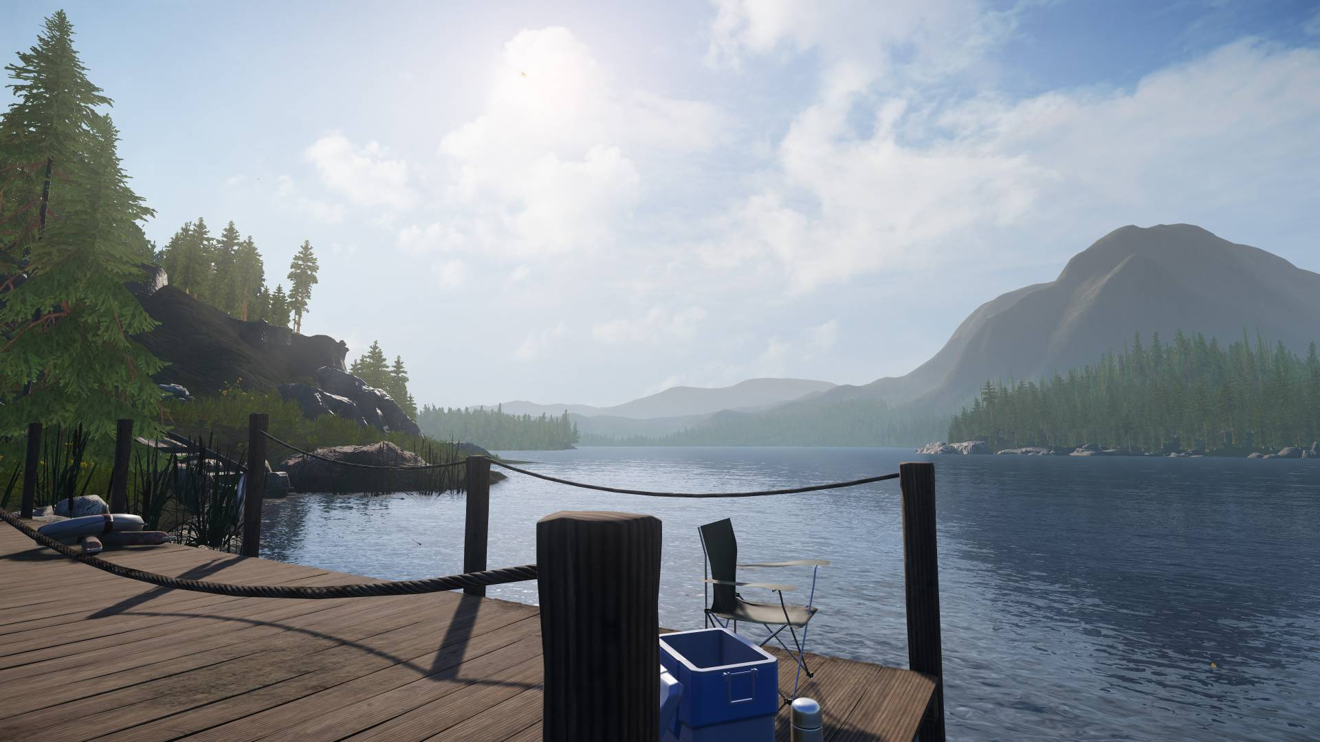 FishingVR Background