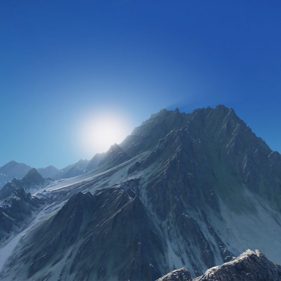 "Impressions of the VR-application ""ParaglidingVR"""